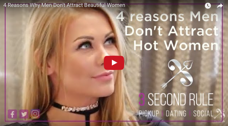 How to seduce any woman in 60 seconds